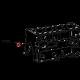 Lager Zwischenwelle, Zündverteilerantrieb / Ölpumpe 45mm, 056103521