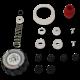 Reparatursatz Schalthebel, unten, 1.5 - 1.8, Golf, Caddy, Scirocco, Jetta, 171798200