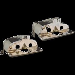 Zylinderkopfabdeckung Käfer chrom, Einkanal, AC119301