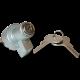Zündschloß VW T1 inkl. Schlüsseln, 211905811C