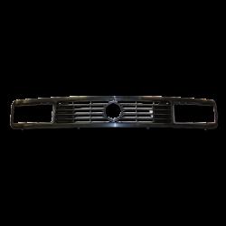 Kühlergrill VW T3, Doppelscheinwerfer, schwarz