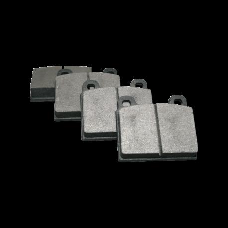 Bremsbeläge VW T2, VW T3, Vorderachse, 251698151A