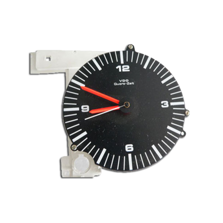 Uhr Audi 100, analog, Audi Neuteil, NOS, 431919203D