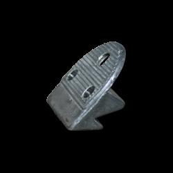 Schließplatte VW T1 Türschloss, 211837295A
