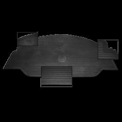 Gummimatte Fußraum Fahrerkabine VW T1, 211863711E