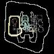 Dichtungssatz, Motorblock, 027198011A, 027198011C, 037198011C