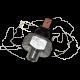 Öldruckschalter VW Käfer, Karmann Ghia, VW T1, VW T2, VW Golf, 021919081A, 021919081B