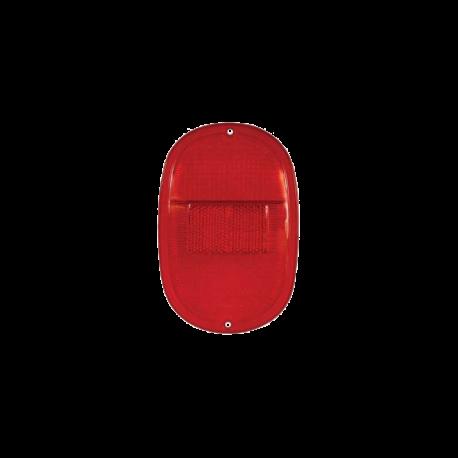 Rückleuchtenglas VW T1, VW T2, VW Kübel rot, 211945241C