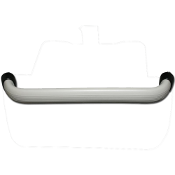 Haltegriff VW T1 Armaturenbrett grau, 211857641A