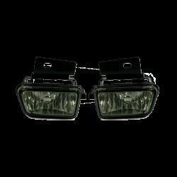 Nebelscheinwerfer Set Golf 2, Blackchrom