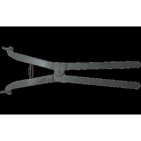 Werkzeug zur Montage von Stößelschutzrohren