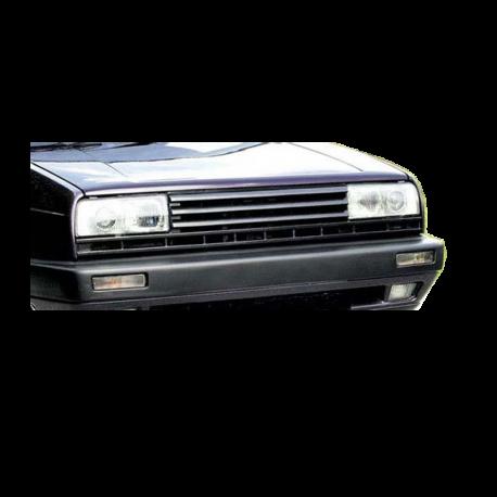 Kühlergrill Rallye Golf, ohne Emblem,, Schweinwerfergrill, Mattig, 7170102000