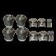 Kolben / Zylinder, 85.5x69mm,1600ccm,  311198069BALT,  311198069B