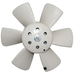 Kühlerlüfter, 100W, 280mm,  165959455M, 165959455F