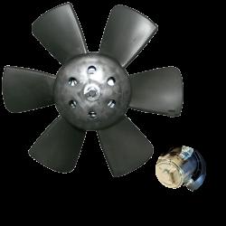 Kühlerlüfter 100W/ 60W, 280mm, 165959455L