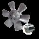 Kühlerlüfter, 250W/ 150W, 280mm, 165959455AM