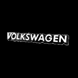 """Schriftzug """"Volkswagen"""" Heck, 321853685C, 321853685C GX2"""