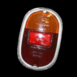 Rückleuchtenglas VW T1, VW T2, Typ 181, HELLA, 211945241M