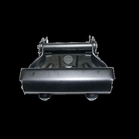 Heckklappengriff schwarz VW Caddy 1, 147829505