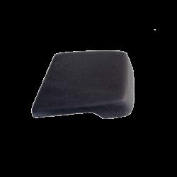 Stoßstangenecke Chromstoßstange vorn rechts, hinten links, 171807144A