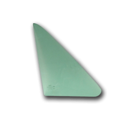 Dreiecksscheibe rechts, grün, feststehend