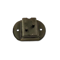 Getriebelager Gummi/ Metall, vorn, 08/65 -, 311301265B, 311301265C