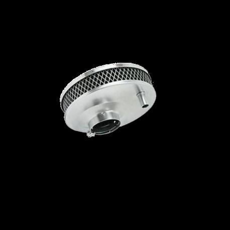 Sportluftfilter, chrom, AC129781